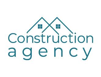 Construction agency logo
