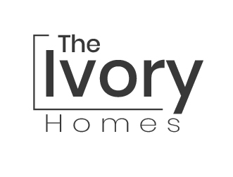The ivory construction logo