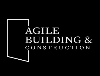 Construction logo agile building