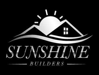 Construction logo sunshine