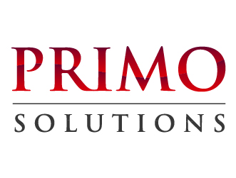 Consulting logo primo solution