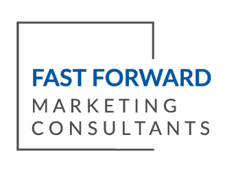 Consulting logo fast forward