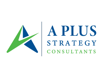 Consulting logo A plus strategy