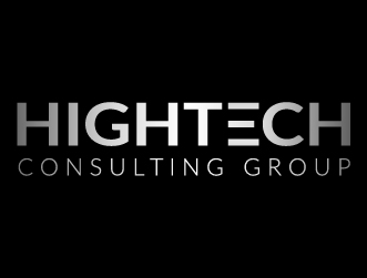 Consulting logo hightech