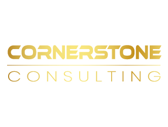 Consulting logo connerstone