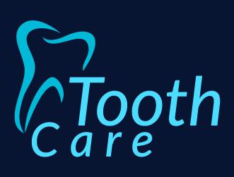 Dental logo tooth care