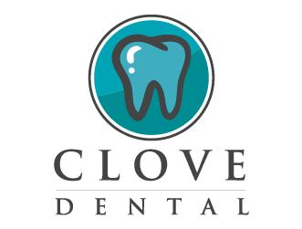 Dental logo clove dental