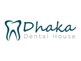 Dental logo dhaka dental house