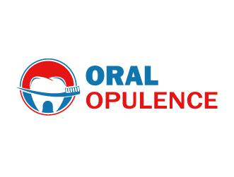 Dental logo oral opulence