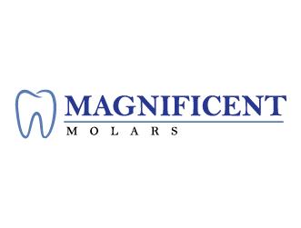 Dental logo maginificent