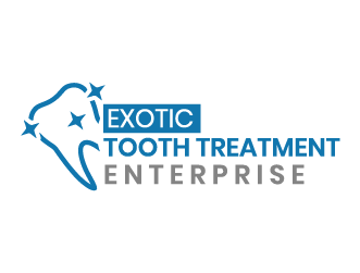 Dental logo exotic