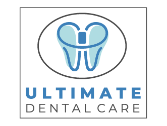 Dental logo ultimate denntal care