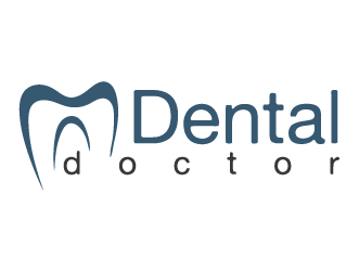 Dental logo dental doctor