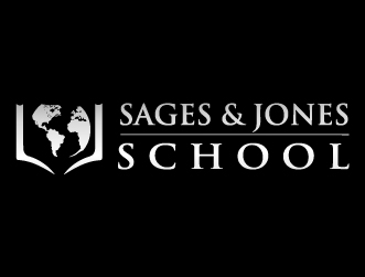 Education logo sages & jones