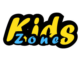 Education logo kids zone