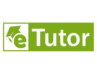 Education logo E tutor
