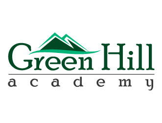 Education logo green hill academy