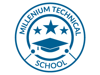 Education logo millenium technical