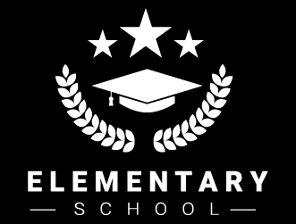 Education logo elementary school