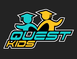 Education logo quest kids