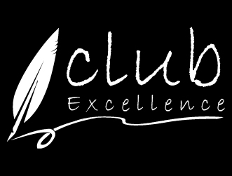 Education logo club excellent