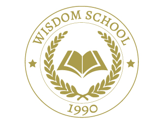 Education logo wisdom school