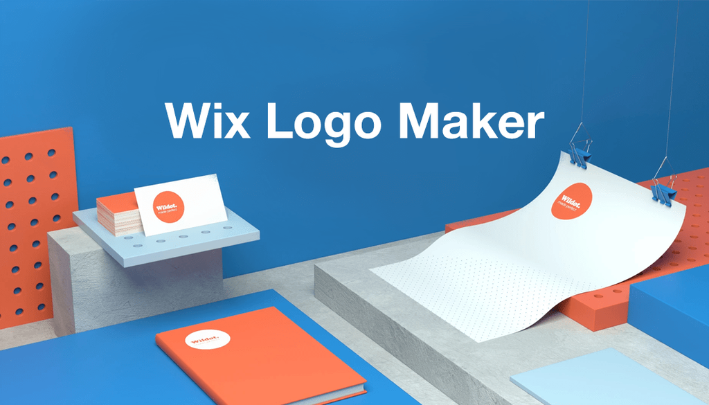 How do I create a logo on Wix?