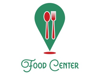 Pin for food center